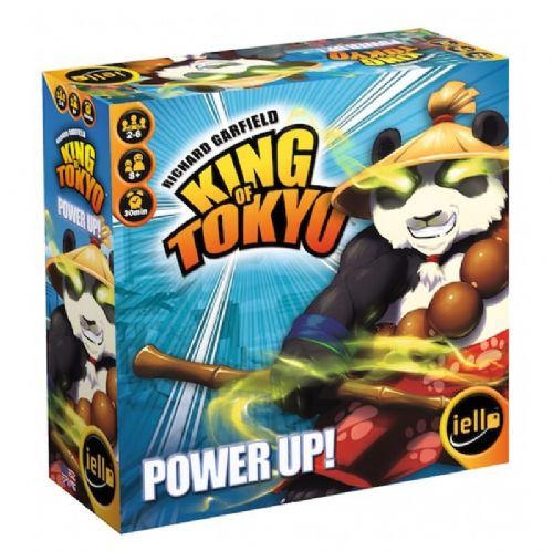 King of Toyko: Power Up (2016 edition)
